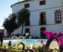 Cortijo Salido Bajo casa rural en Navas De San Juan (Jaén)