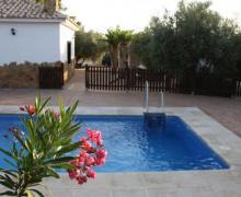 El Calar casa rural en Pozo Alcon (Jaén)