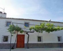 VTAR Casa Las Parras casa rural en Alcala La Real (Jaén)