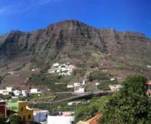 Las Nuevitas casa rural en Hermigua (La Gomera)