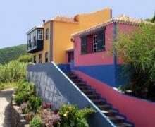 Casona La Galga casa rural en Puntallana (La Palma)