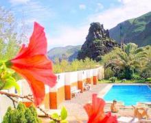 La Quinta del Tarajal casa rural en Garafia (La Palma)