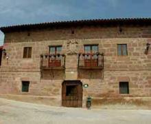 Señorio de Moncalvillo casa rural en Sotes (La Rioja)