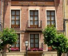 Hostal Rey Pedro I casa rural en Santo Domingo De La Calzada (La Rioja)