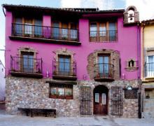 La Púrpura de San Julián casa rural en Sojuela (La Rioja)