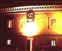 Palacio de Los Condes de Rodezno casa rural en Ollauri (La Rioja)