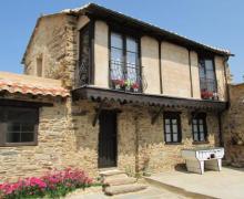 Casana casa rural en Luyego (León)