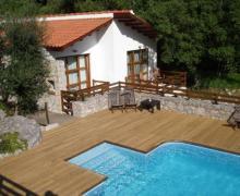 Casa dos Matos casa rural en Porto De Mós (Leiria)