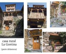 Casa la Gortina casa rural en Igueña (León)