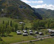 Casas de montaña Alto Curueño casa rural en Valdelugueros (León)