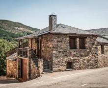 El Caleyo casa rural en Berlanga Del Bierzo (León)