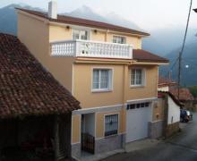 La Pandiella casa rural en Oseja De Sajambre (León)