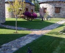 Las Chozas de Francisca casa rural en Berlanga Del Bierzo (León)