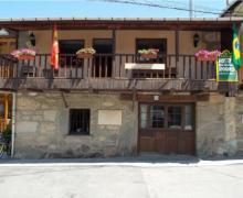 Hostal Casa San Nicolás casa rural en Molinaseca (León)