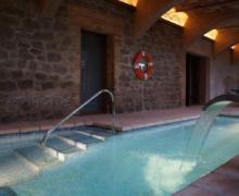 Abellerol casa rural en Osso De Sio (Lleida)