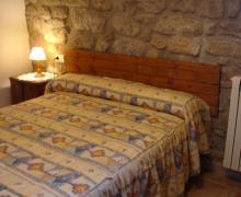 Cal Mestre casa rural en Sant Climenc (Lleida)