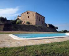 Cal Camats casa rural en Montmagastre (Lleida)