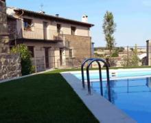 Cal Finestres casa rural en Osso De Sio (Lleida)