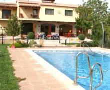 Cal Modest casa rural en Tornabous (Lleida)