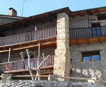 Cal Segú casa rural en Sant Andreu De Castellbo (Lleida)