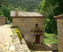 Cal Viudo casa rural en La Coma I La Pedra (Lleida)