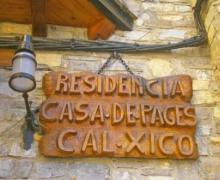 Cal Xico casa rural en Adrall (Lleida)