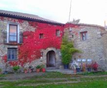 Casa Blasi casa rural en Sant Esteve De La Sarga (Lleida)