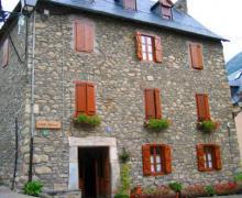 Casa Jansu casa rural en Escunhau (Lleida)