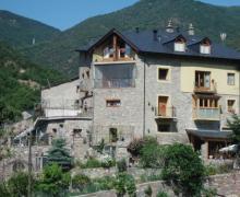 Casa Maciana casa rural en Escós (Lleida)
