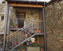 Casa Xaupi casa rural en Rialp (Lleida)