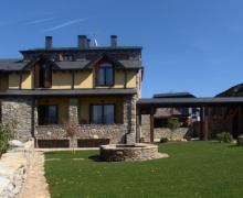 Era de Cal Tomás El Paller casa rural en Ribera D´ Urgellet (Lleida)