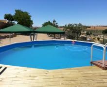 Estada de L´Urgell casa rural en Mafet (Lleida)