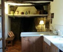 Granges de Cal Barber casa rural en Les Oluges (Lleida)