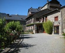 Hostal Ravetllat casa rural en Rialp (Lleida)