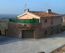 Les Salades casa rural en Torrefeta I Florejacs (Lleida)