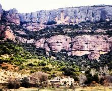 Masia Gramuntill casa rural en La Pobla De Segur (Lleida)