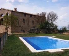 Masia Rovira casa rural en Pinell De Solsones (Lleida)