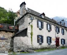 Pico Russell casa rural en Es Bordes (Lleida)