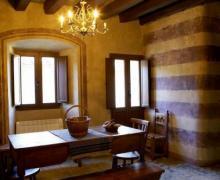 Puig-Arnau I - II casa rural en Oden (Lleida)