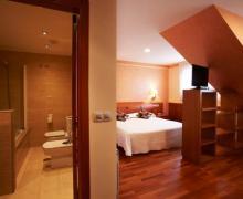 Hotel Complexo Alameda  casa rural en Viveiro (Lugo)