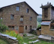 O Cabazo da Curuxa casa rural en Lourenza (Lugo)