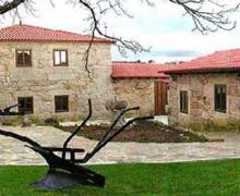 Pazo De Ludeiro casa rural en Monterroso (Lugo)
