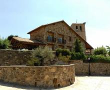 Casa Rosa de los Vientos casa rural en Braojos (Madrid)