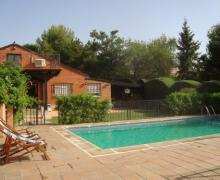 Fuente Cardena casa rural en El Molar (Madrid)