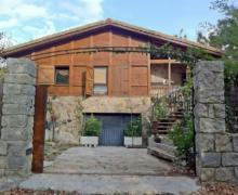 La Casita Verde casa rural en Zarzalejo (Madrid)