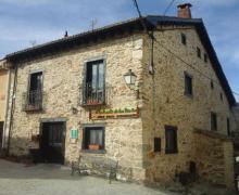 La Posada de Los Vientos casa rural en La Acebeda (Madrid)