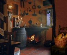 La Posada del Lobo casa rural en El Molar (Madrid)