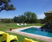 Las Siete Encinas casa rural en Sevilla La Nueva (Madrid)