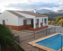 Casa La Plumaria casa rural en Comares (Málaga)