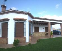 Casa Mirador Las Claras casa rural en Iznate (Málaga)